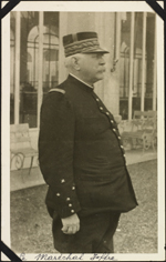 Photograph of Marshal Joseph Joffre, France, ca. 1916-1917