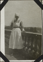 Photograph of Nursing Sister Charlotte McNaughton, No. 6 Canadian General Hospital, Joinville-le-Pont, France, 1918