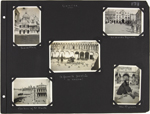 Page 171 from Alice Isaacson's photo album with five views of Venice, Italy, March 24-26, 1919