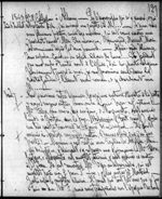 Journal entry by Am&#233;d&#233;e Papineau mentioning Mary Westcott. Thursday, July 6, 1843. Microfilm volume 34, p. 127
