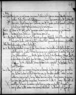 Journal entries by Amédée Papineau mentioning Mary Westcott and her family. Sunday, May 3 to Tuesday, May 5, 1846. Microfilm volume 35, page 49