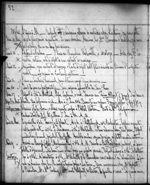 Journal entries by Am&#233;d&#233;e Papineau mentioning Mary Westcott's family. Sunday, May 10 to Tuesday, May 12, 1846. Microfilm volume 35, p.&nbsp;52