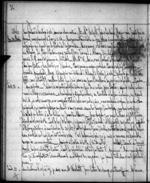 Journal entries by Amédée Papineau mentioning Mary Westcott and her family. Wednesday, May 20 to Monday, May 25, 1846. Microfilm volume 35, page 54