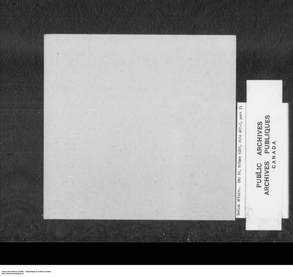 Title: School Files Series - 1879-1953 (RG10) - Mikan Number: 157505 - Microform: c-7936