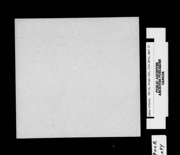 Title: School Files Series - 1879-1953 (RG10) - Mikan Number: 157505 - Microform: c-8158