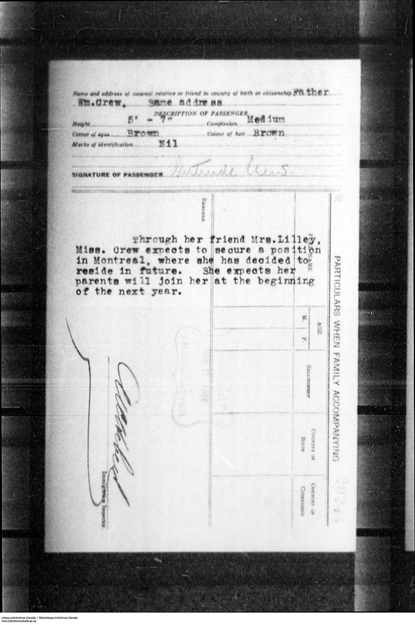 Title: Border Entry, Form 30, 1919-1924 - Mikan Number: 161377 - Microform: t-15269