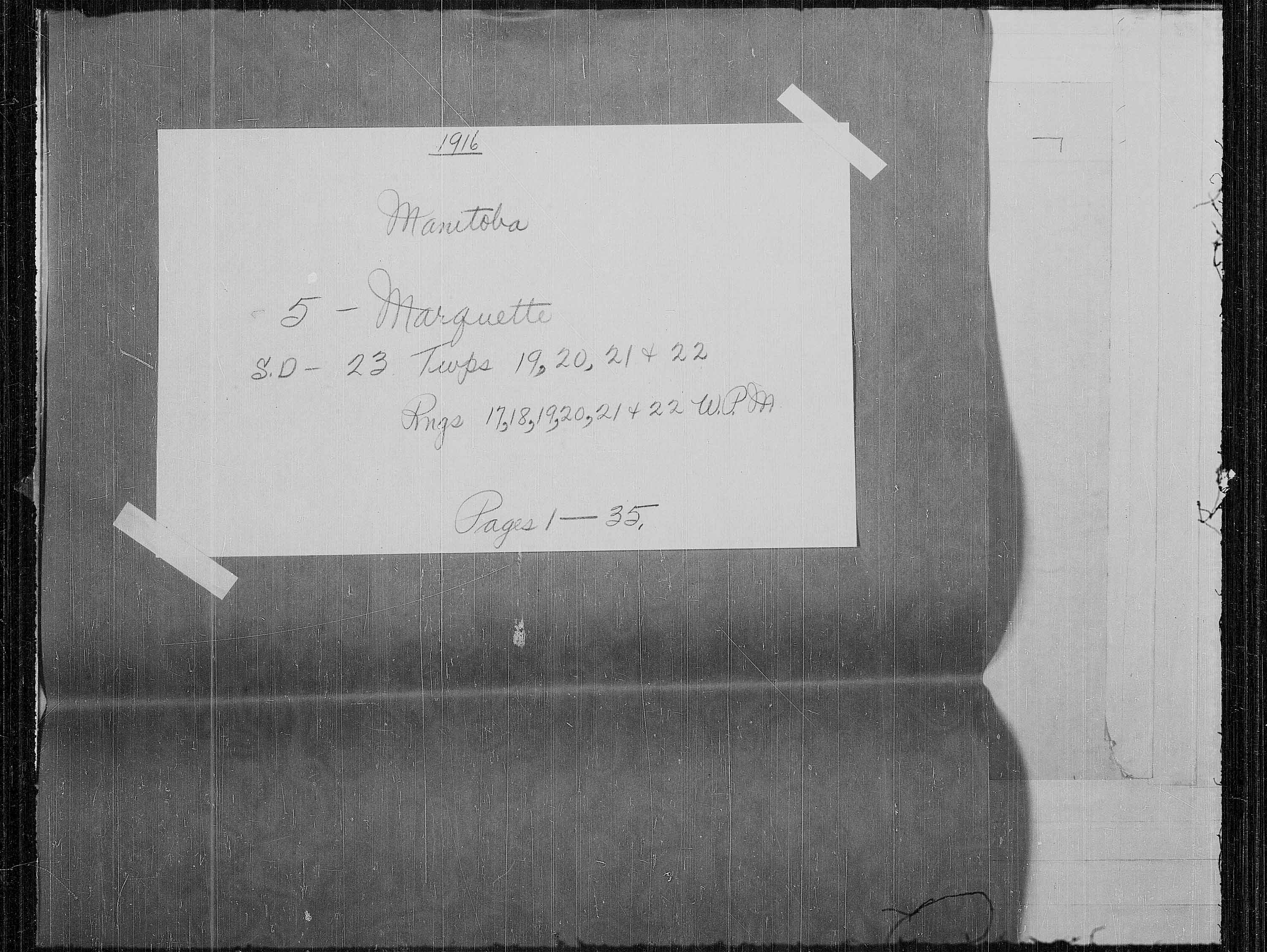 Title: Census of the Prairie Provinces, 1916 - Mikan Number: 3800575 - Microform: t-21928