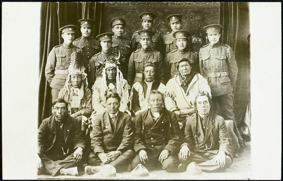 Image result for aboriginal ww1 soldiers pic