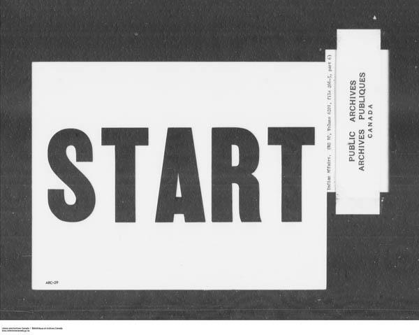 Title: School Files Series - 1879-1953 (RG10) - Mikan Number: 157505 - Microform: c-7932