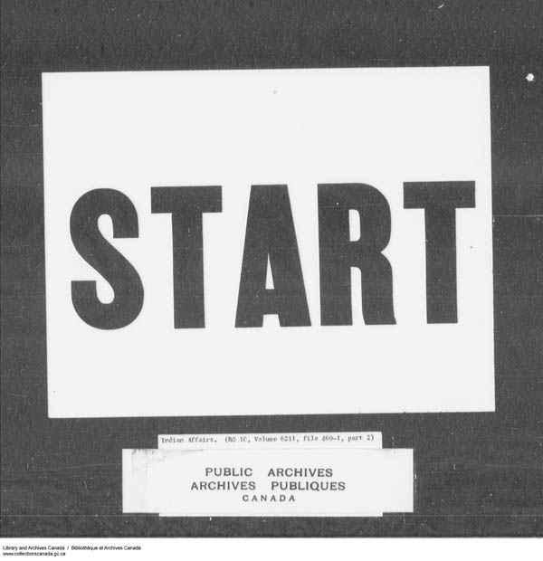 Title: School Files Series - 1879-1953 (RG10) - Mikan Number: 157505 - Microform: c-7942