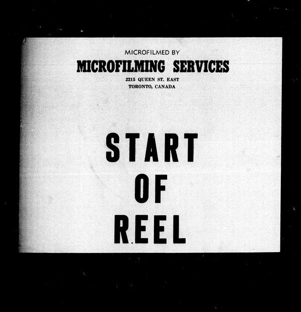 Title: Ocean Arrivals, Form 30A, 1919-1924 - Mikan Number: 161349 - Microform: t-14945