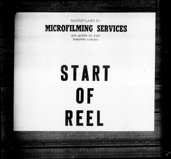 Title: Ocean Arrivals, Form 30A, 1919-1924 - Mikan Number: 161349 - Microform: t-14950