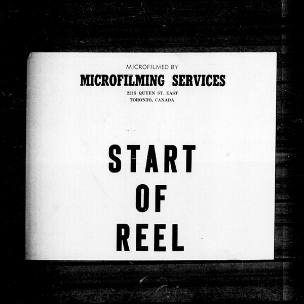 Title: Ocean Arrivals, Form 30A, 1919-1924 - Mikan Number: 161349 - Microform: t-14951