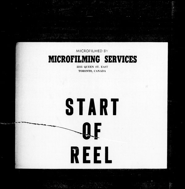 Title: Ocean Arrivals, Form 30A, 1919-1924 - Mikan Number: 161349 - Microform: t-14952
