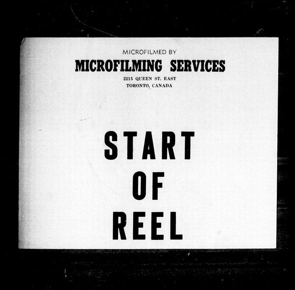 Title: Ocean Arrivals, Form 30A, 1919-1924 - Mikan Number: 161349 - Microform: t-14953