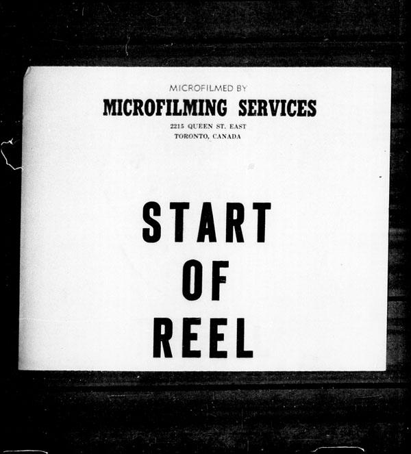 Title: Ocean Arrivals, Form 30A, 1919-1924 - Mikan Number: 161349 - Microform: t-14954