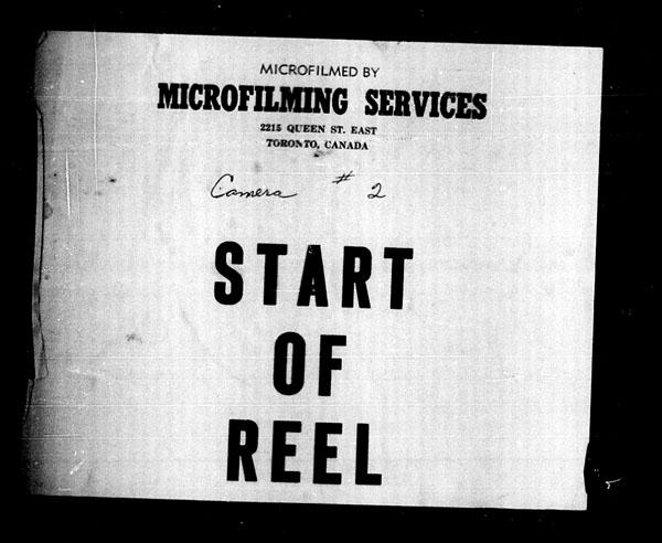 Title: Ocean Arrivals, Form 30A, 1919-1924 - Mikan Number: 161349 - Microform: t-14958