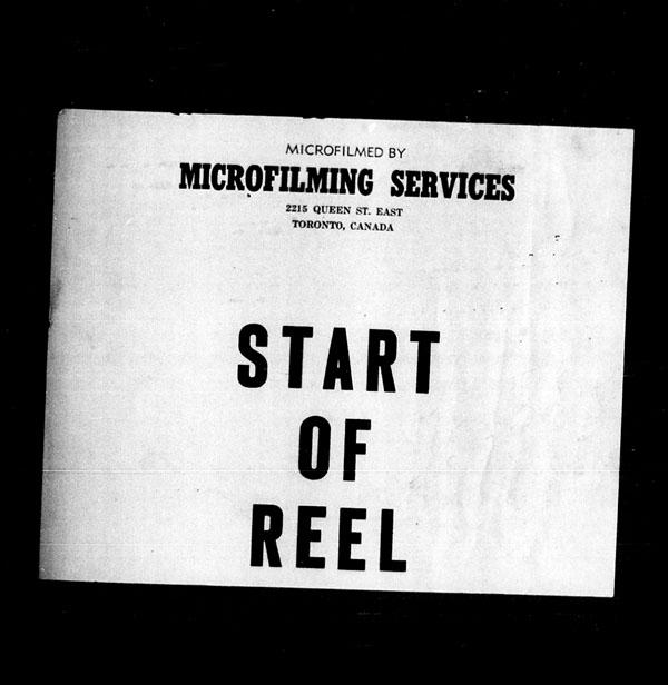 Title: Ocean Arrivals, Form 30A, 1919-1924 - Mikan Number: 161349 - Microform: t-14959
