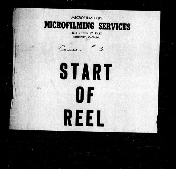 Title: Ocean Arrivals, Form 30A, 1919-1924 - Mikan Number: 161349 - Microform: t-14963