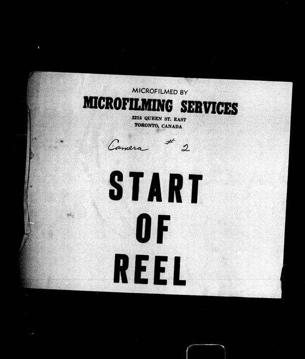 Title: Ocean Arrivals, Form 30A, 1919-1924 - Mikan Number: 161349 - Microform: t-14964