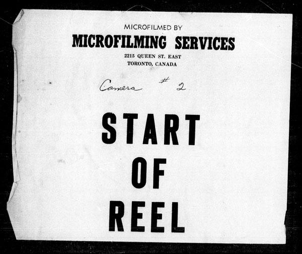 Title: Ocean Arrivals, Form 30A, 1919-1924 - Mikan Number: 161349 - Microform: t-14966