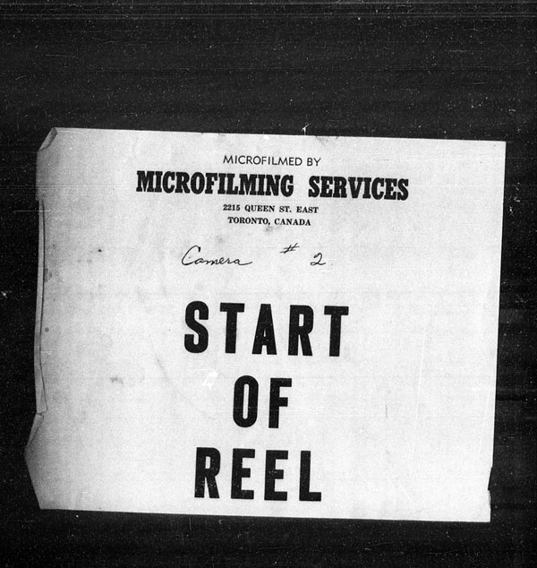Title: Ocean Arrivals, Form 30A, 1919-1924 - Mikan Number: 161349 - Microform: t-14969