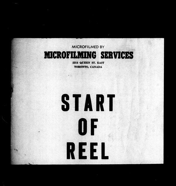 Title: Ocean Arrivals, Form 30A, 1919-1924 - Mikan Number: 161349 - Microform: t-14971
