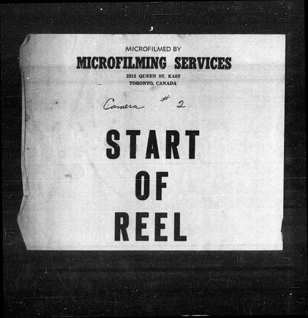 Title: Ocean Arrivals, Form 30A, 1919-1924 - Mikan Number: 161349 - Microform: t-14976