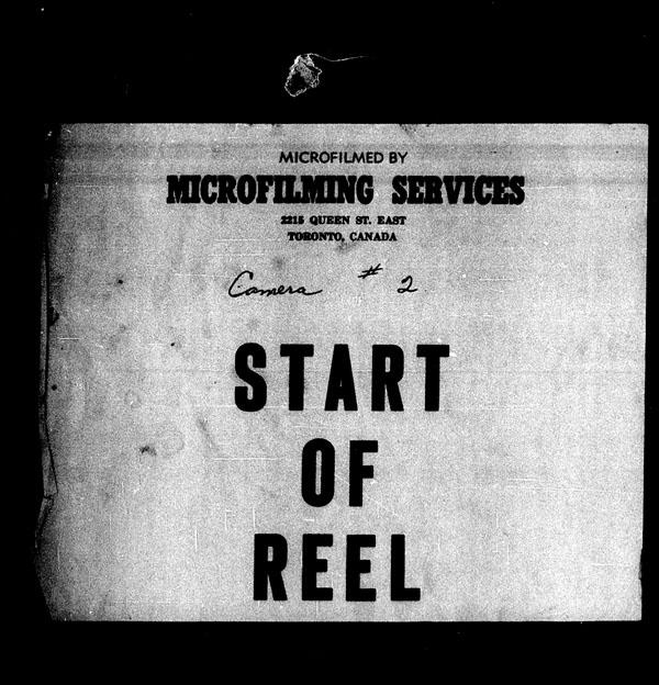 Title: Ocean Arrivals, Form 30A, 1919-1924 - Mikan Number: 161349 - Microform: t-14980