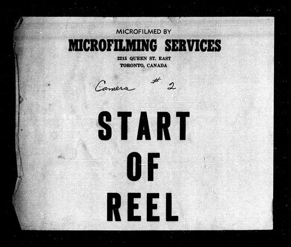 Title: Ocean Arrivals, Form 30A, 1919-1924 - Mikan Number: 161349 - Microform: t-14981