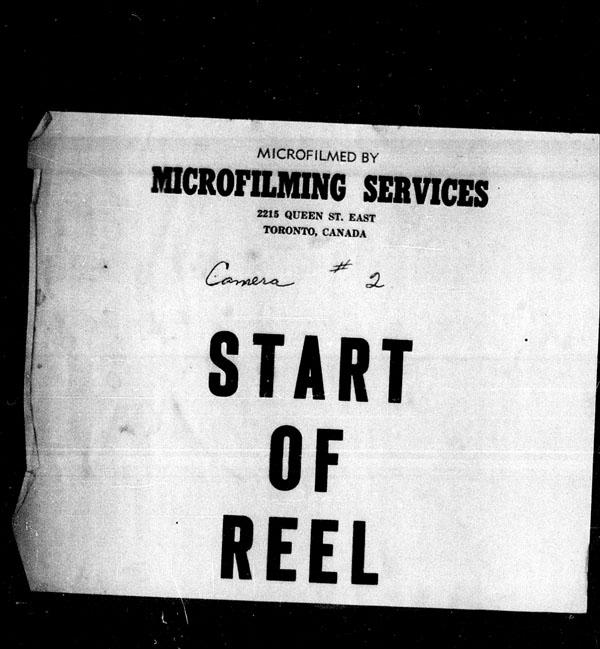 Title: Ocean Arrivals, Form 30A, 1919-1924 - Mikan Number: 161349 - Microform: t-14982