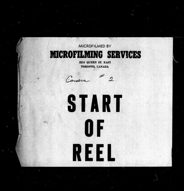 Title: Ocean Arrivals, Form 30A, 1919-1924 - Mikan Number: 161349 - Microform: t-14984