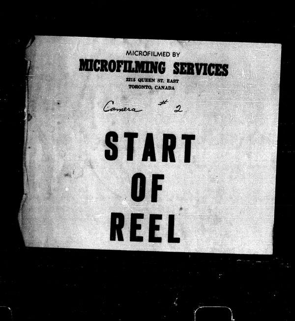 Title: Ocean Arrivals, Form 30A, 1919-1924 - Mikan Number: 161349 - Microform: t-14988