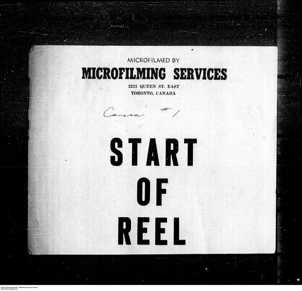 Titre: Arrivées par la frontière, formulaire 30, 1919-1924 - N° d'enregistrement Mikan: 179163 - Microforme: t-15271