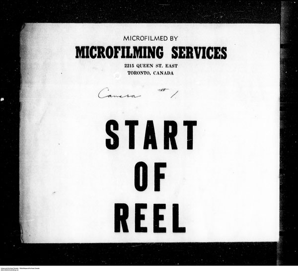 Titre: Arrivées par la frontière, formulaire 30, 1919-1924 - N° d'enregistrement Mikan: 179163 - Microforme: t-15277