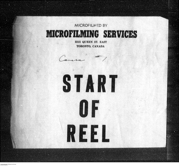Titre: Arrivées par la frontière, formulaire 30, 1919-1924 - N° d'enregistrement Mikan: 179163 - Microforme: t-15325