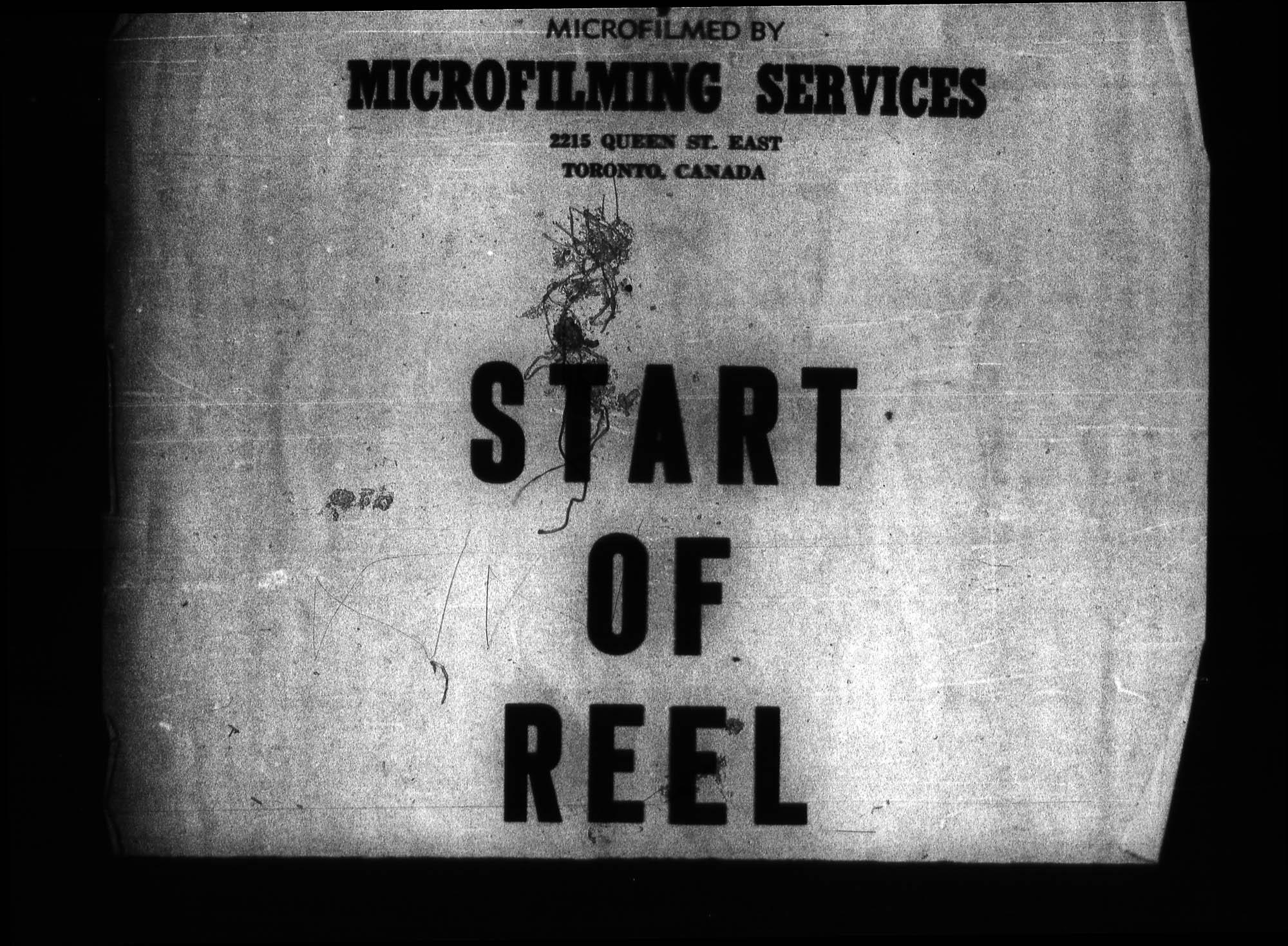 Titre: Arrivées par la frontière, 1908-1918 - N° d'enregistrement Mikan: 179161 - Microforme: t-5497